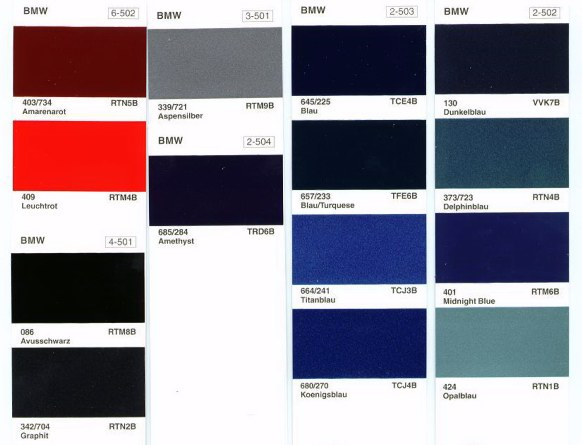 The Gallery For Metallic Blue Paint Code